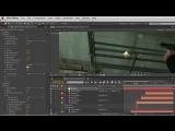 Пулевые попадания и рикошеты в Adobe After Effects