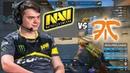 ELECTRONIC ВЗЯЛ ВАЖНЕЙШИЙ РАУНД ДЛЯ НАВИ Na'Vi vs Fnatic ESL Pro League Season 9 Europe