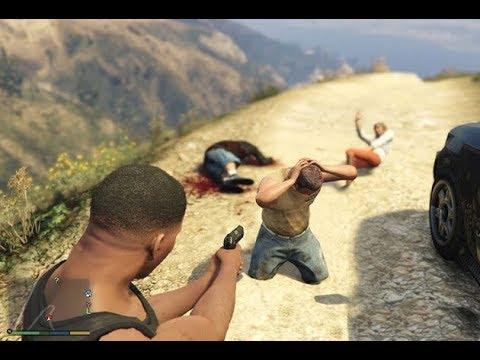 Моды в GTA 5  мод Hostages V или как брать заложников в GTA 5 - обзор и установка