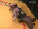 Melvin Manhoef vs Cyborg Full Fight