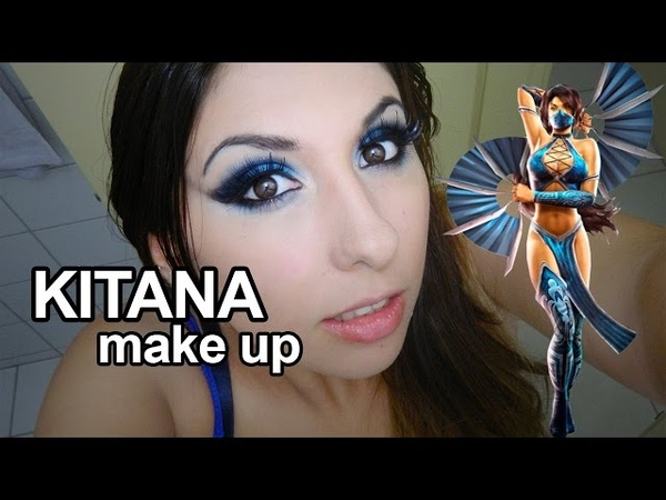 Kitana Make up Tutorial
