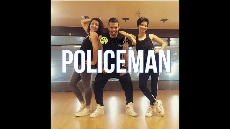 Eva Simons - Policeman - Zumba (Dancehall)