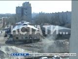 Дом-пылесос собирает всю пыль дорог Канавинского района
