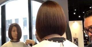 Kenneth Siu's Haircut - Pure Perfection !!!
