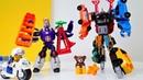 Tobot Giga Galvatron'a karşı Transformers oyuncakları