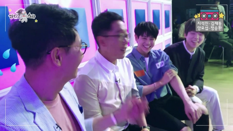[PREVIEW] 20.06.2018 MBC 'Radio Star' 571 ep. staring Yang Yoseob and other MBC FM4U DJs - Self-Cam preview