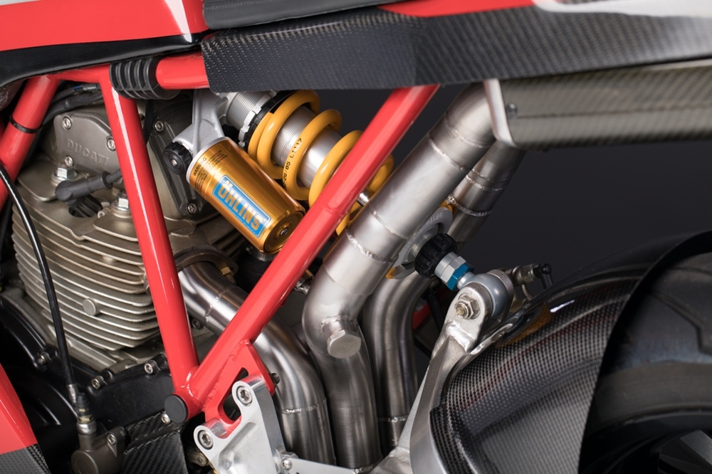 Motoworks: кастом Ducati 900 SuperSport