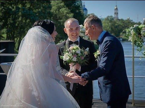 Выездная свадебная церемониярегистрация ТамбовМосква Татьяна Хробак