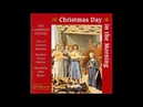 John Rutter et al Christmas Day in the Morning Carols for chorus and orchestra from Collegium