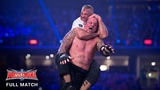 FULL MATCH - The Undertaker vs. Shane McMahon - Hell in a Cell Match WrestleMania 32 (WWE Network)