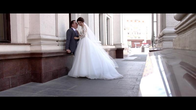 анонс свадебного дня 11 08 18 Михаил и Юлия