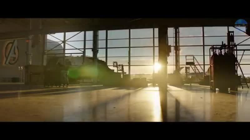 AVENGERS 4 Endgame Trailer -German Deutsch- 2019