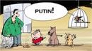 Masza i Niedźwiedź propagandą Putina! Sam Orwell złapał by się za głowę.