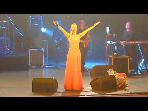 Юбилейный концерт Валерии в ГДК города Бийск.