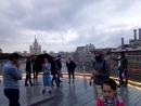 Москва река Парк Зарядье