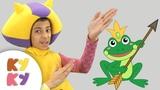 Кукутики • Кукутики - Царевна лягушка - Песня мультфильм для детей
