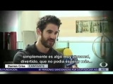 Darren Criss cautiva a miles en la CDMX - Televisa News