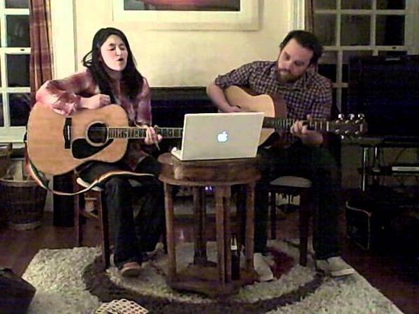 Emma Pollock Scott Hutchison 'Singing For Strangers' (Fruit Tree Foundation)