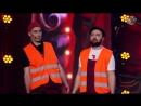 Лига Смеха 2018 -Доктор Зло и маленький Турчинов - Луганская Cборная