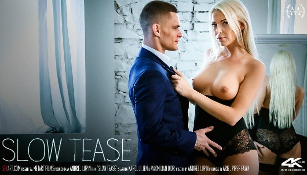 SexArt - Slow Tease