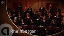 Rheinberger: Mass in Es, Op. 109, 'Cantus Missae' - Groot Omroepkoor - Live concert HD