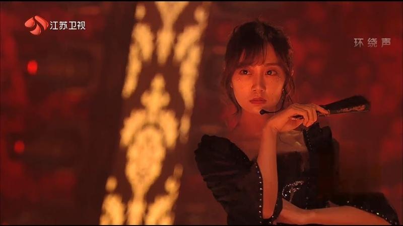 171231 SNH48《那不勒斯的黎明》-2018江苏卫视跨年演唱会