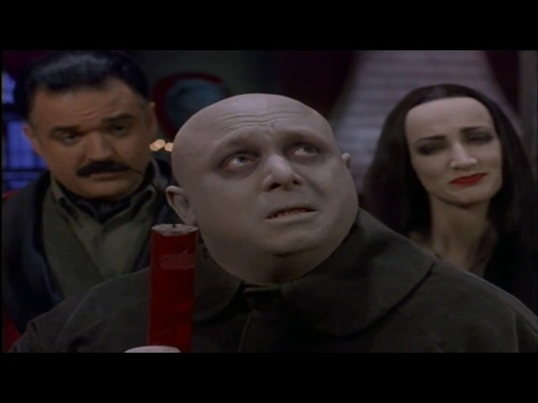 Новая семейка Аддамс\\Сезон 1, Серия 34\\Close Encounters of the Addams Kind HD