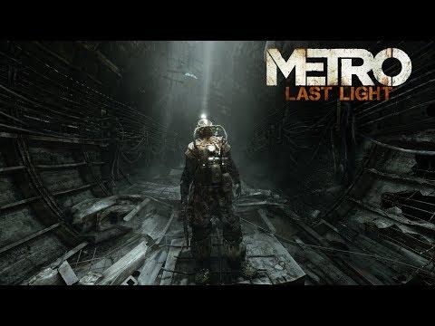 Прохождение - Metro : Last Light - Часть 4 ( Сквозь тьму )