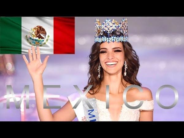 México Triunfa y se Corona en el Concurso de Belleza Miss Mundo 2018