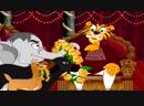 عيد ميلاد النمور - قصص اطفال - كرتون اطفال - قصص العربيه - قصص اطفال قبل النوم جديدة - اطفال كرتون