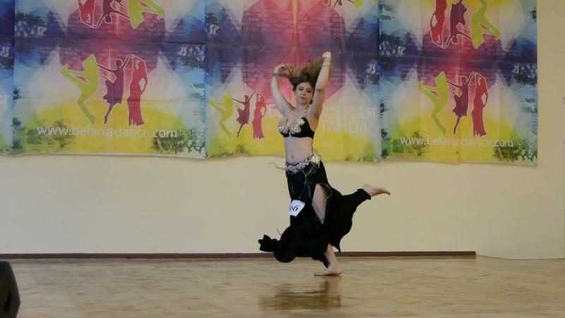 Ильнара 2018 Драгун Вера Oriental Belly dance высшая лига взрослые 2