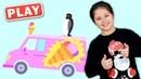 КукуРlay - Песенка Машинка 2 - Поем с Вовой детскую песенку про машину