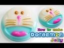 วิธีทำวุ้นโดเรม่อน - How to make Doraemon Jelly | วุ้นแฟนซี