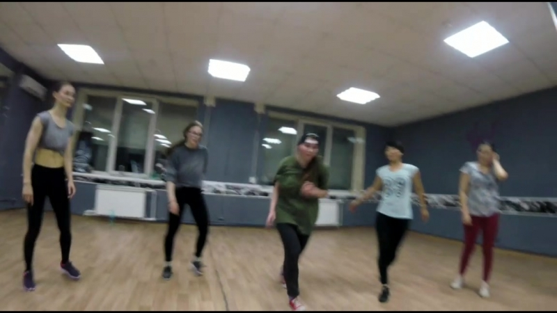 Dancehall practice my students |11-20.06.18|