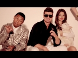 Robin Thicke Feat. T.I. Pharrell Williams - Blurred Lines
