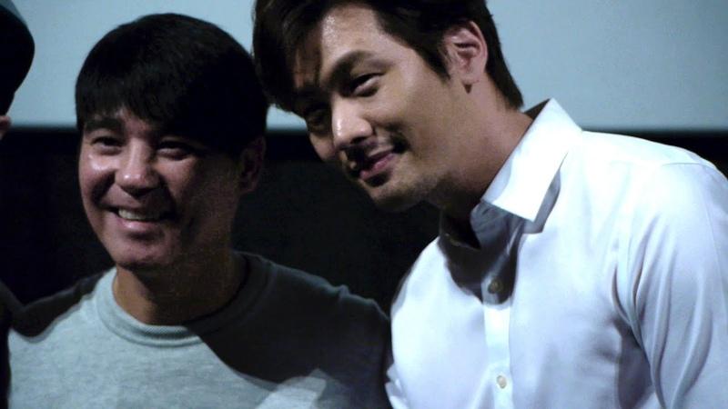 임창정 - 영화 치외법권 무대인사 (CGV 왕십리, 20150829)
