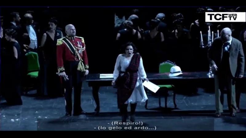 Gaetano Donizetti - Lucia di Lammermoor / Лючия ди Ламмермур (Genova, 2018) ita.sub.