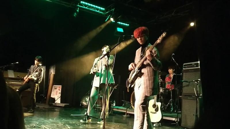 [사우스클럽]South Club - Liar @Gloria, Helsinki (FINLAND) 팬캠