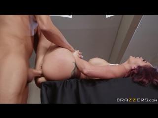 Brazzers.com] monique alexander - one hour phot-ho [2018-08-18, a2m, anal, big tits, creampie, deep throat, face fuck, redhead,