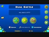 Баттл с Ботом - Geometry Dash