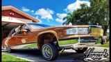 Our 1994 Cadillac Fleetwood Lowrider - Walk Around - 2016 Upgrades.