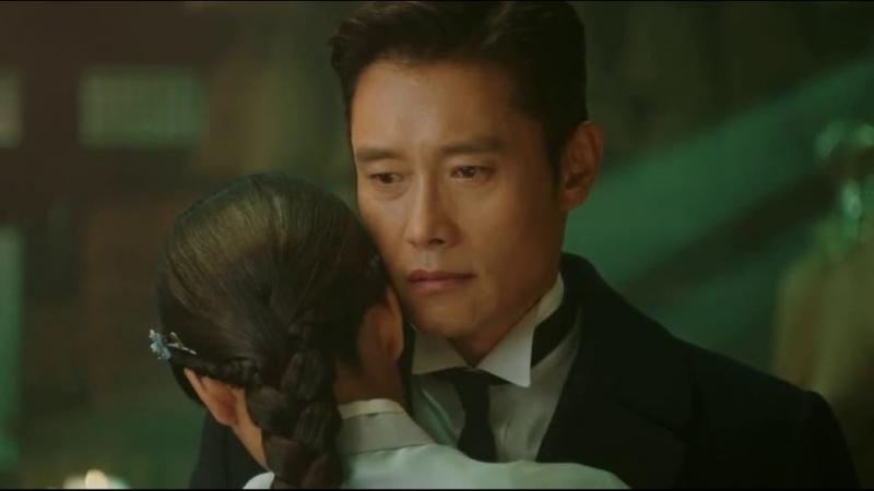 [Rus karaoke] Ha Hyun-sang - Becoming the Wind (Mr. Sunshine ost 7)