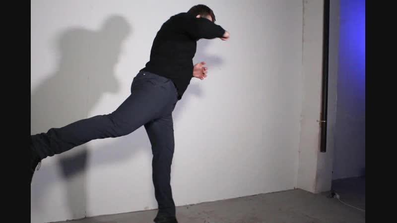 Мой корявый superman punch