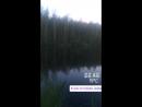 Озеро Долгое. Вечерняя прогулочка