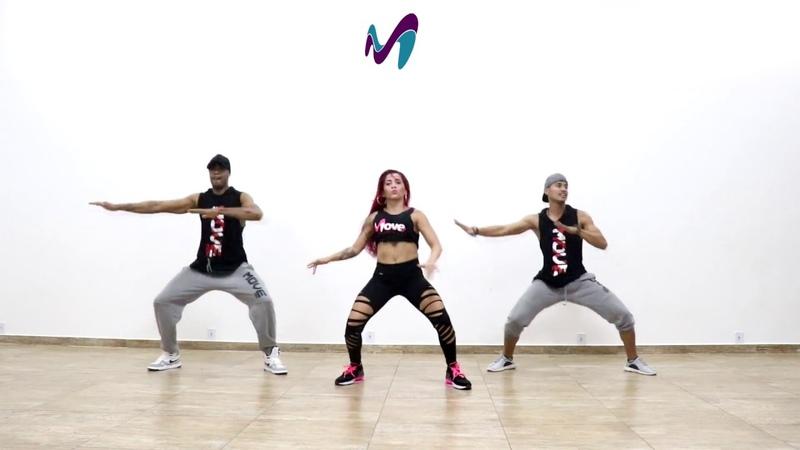 Chip - Israel Novaes, Márcio Victor (Psirico) e Jerry Smith - Coreografia Move Mix