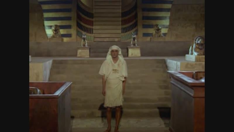 Седьмой свиток фараона 03 [The Seventh Scroll] 1999 ozv