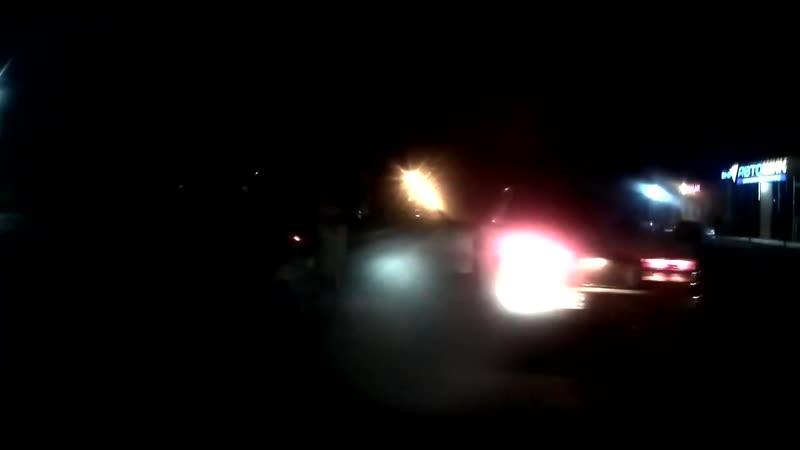 Ночной велопоход в Девятый Вал