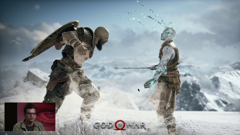 God of War PS4 Photo Mode Preview