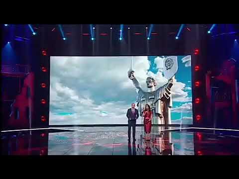Скандальный анонс ТВ канала Интер концерта «Победа. Одна на всех!»