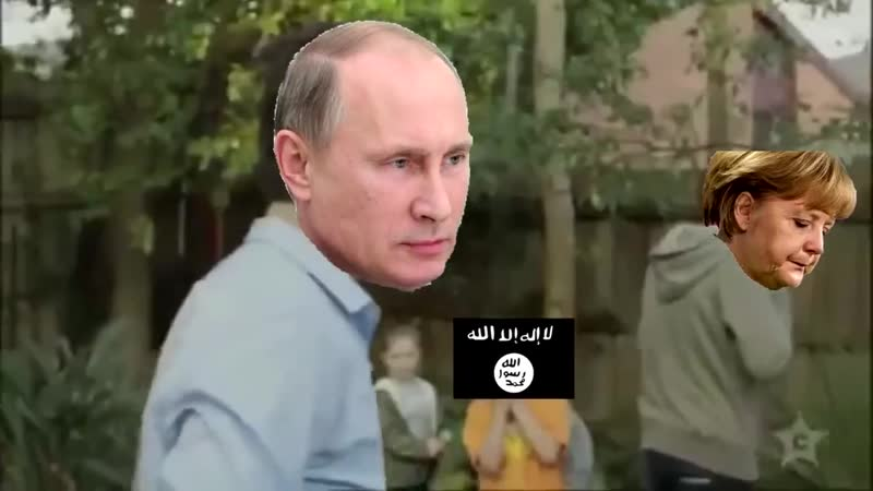 Сказка о том как Путин лещи раздавал
